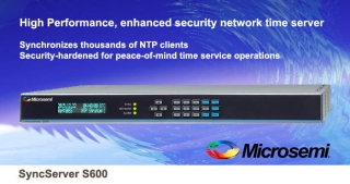 SyncServer S600 NTP server