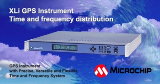XLi GPS Time and frequency system, Microsemi