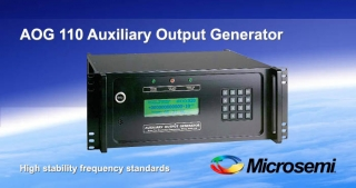 AOG 110 Auxiliary output generator, Microsemi
