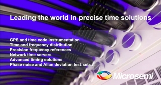 Microsemi timing solutions