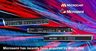 Microsemi has recently been acquired by Microchip