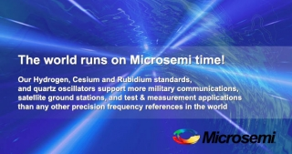 Frequency standards, Microsemi